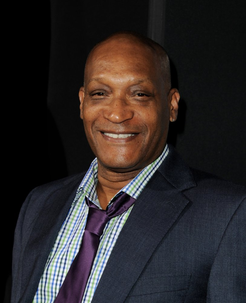 Tony Todd at an event for Final Destination 5 (2011)