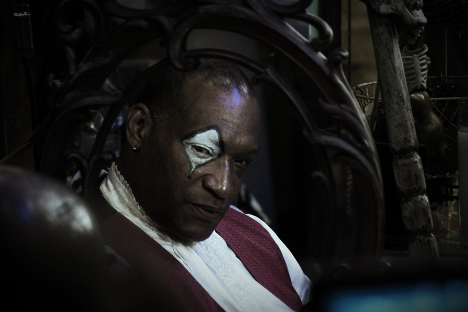 Tony Todd in Hatchet II (2010)