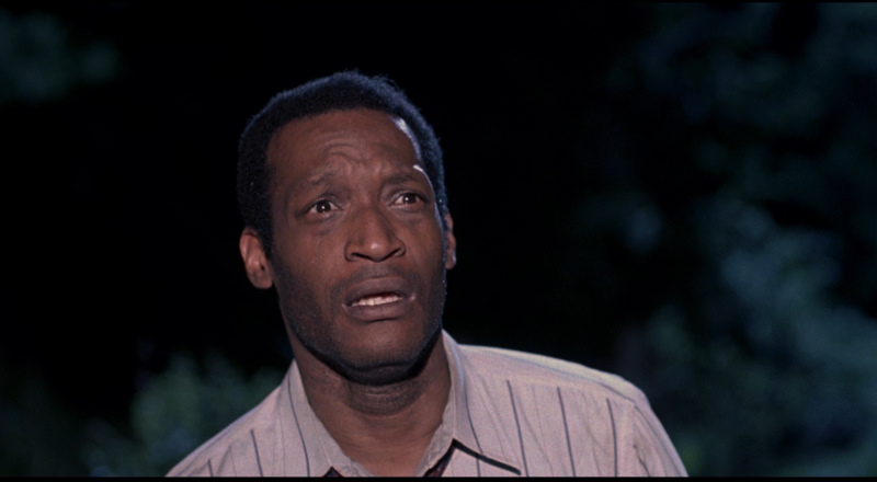 Tony Todd in Night of the Living Dead (1990) 2