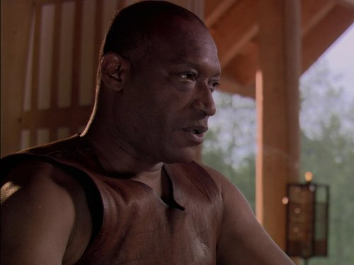 Tony Todd in Stargate SG1 (1997)